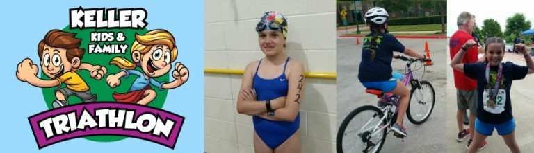 Race Report – Keller Kids Triathlon