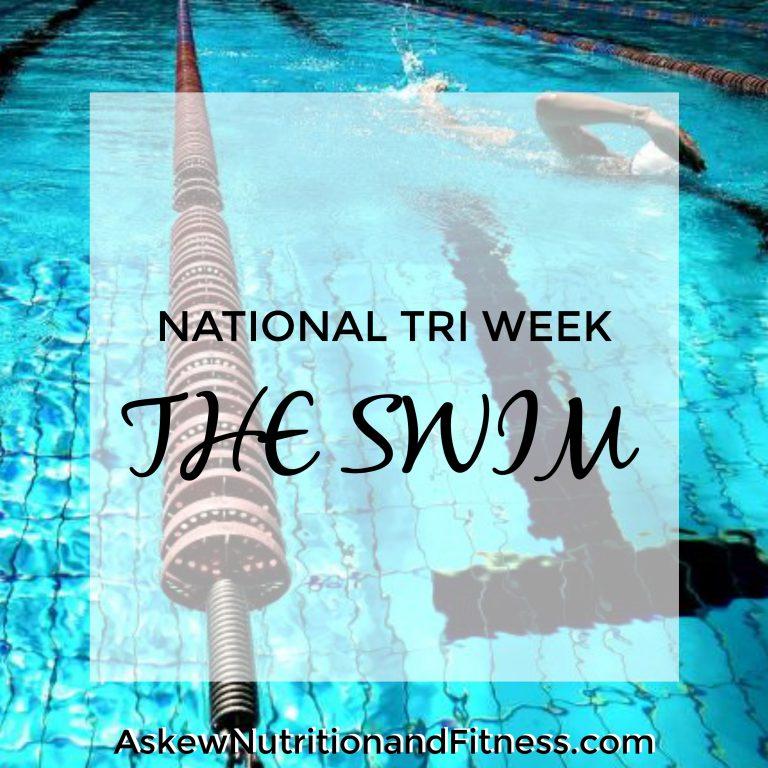 National Tri Week – The Swim
